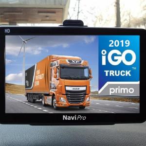 NAVIGATII GPS 7HD, 16 GB, 256ram,SPECIAL CAMION, 945 Mhz, - Primo TRUCK FULL EU