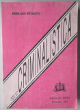 EMILIAN STANCU , CRIMINALISTICA , vol.II
