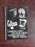 CATALOG EXPOZITIE SCULPTURA CIMPEANU DINU, ISTUDOR MIHAI, FLEISSIG NICOLAE, BENTE TIBERIU