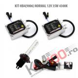 Set xenon HB4(9006) NORMAL 12V 35W 4300K
