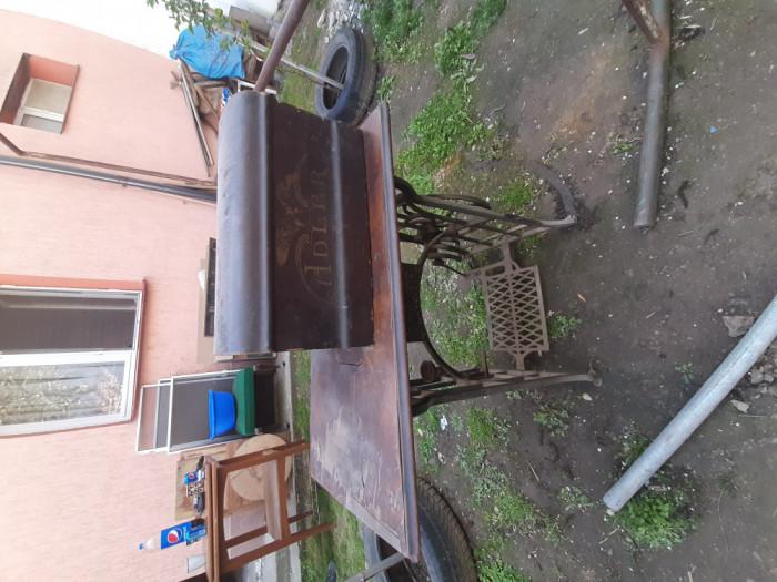 Masina cusut vintage Adler