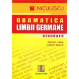 Gramatica limbii germane: standard - Joachim Buscha, Gerhard Helbig