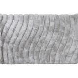 Covor 170x240 cm, alb gri, SELMA