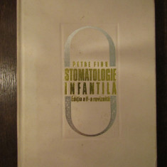 Stomatologie Infantila - P. Firu , editia a ii-a revizuita