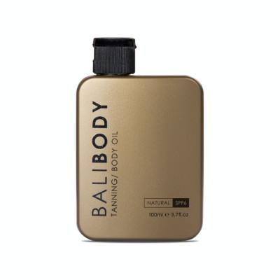 Bali Body Natural ulei de bronzare intensa cu SPF6 foto