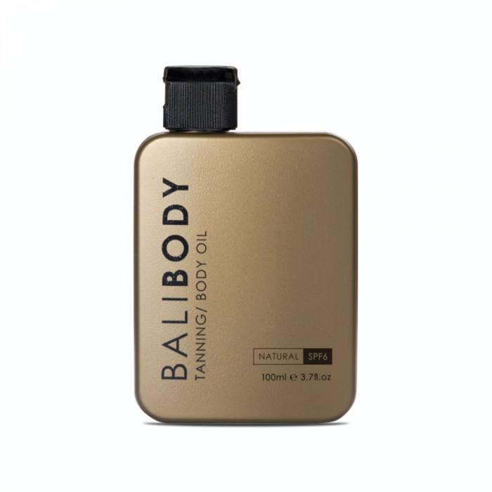 Bali Body Natural ulei de bronzare intensa cu SPF6
