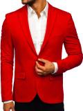 Sacou elegant bărbați roșie Bolf SR2003