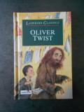 CHARLES DICKENS - OLIVER TWIST (limba engleza, cu ilustratii)