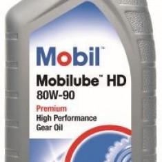 Ulei cutie viteze manuala MOBIL MOBILUBE HD GL5 80W90 1L MOB LUBE HD 1L