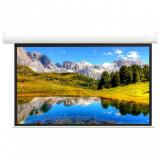 """Ecran de proiecție electric cu telecomandă 68"""" 16:9, vidaXL"""