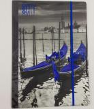 Cumpara ieftin Dosar A/4 cu elastic cu design cu Barcute #albastru-gri