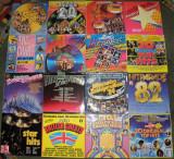 Vinyl selectii Van Halen,Meat Loaf,Cyndi Lauper,Bonnie Tyler,Roy Orbison,Chicago, VINIL