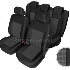 Set huse scaun model Apollo pentru Dacia Nova set huse auto Fata + Spate