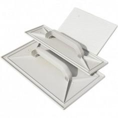 Gletiera plastic uniblok 420 x 260 mm LT06486