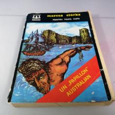 Marcus Clarke - Un papillon australian    /  C26