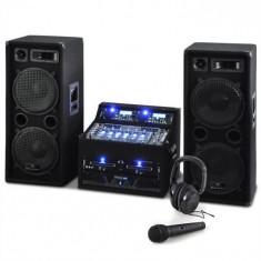 Electronic-Star Set DJ - PA Rack Star Terra Titan 2000W 400 Persoane