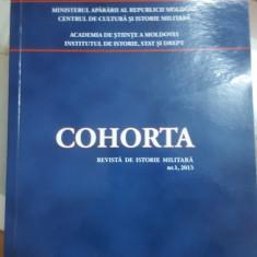 Cohorta, Revistă de istorie militară, Nr. 1, 2013
