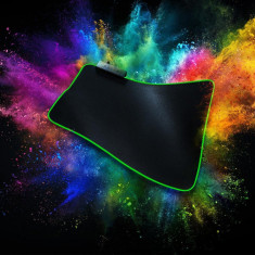 Mousepad razer goliathus chroma non-slip rubber base balanced for speed