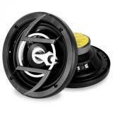 """Auna Difuzoare Hifi 6.5"""" pentru mașină, 600W Max,negre, peste 200W, 16.5 cm"""