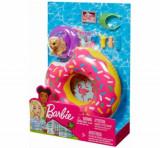 Set Barbie, accesorii piscina cu colac