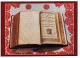ORADEA  cp BIBLIA REFORMATA  DE LA ORADEA 1660 NAGYVARAD-RETI REFORMATUS EGYHAZ, Necirculata, Printata