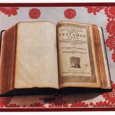 ORADEA  BIBLIA REFORMATA  DE LA ORADEA 1660 NAGYVARAD-RETI REFORMATUS EGYHAZ
