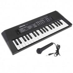 Orga electronica 37 clape cu microfon Digfun