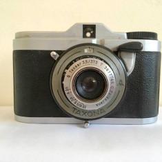 Aparat foto vintage Zeiss Ikon VEB Taxona, LOMO, pentru colectie, anii '50