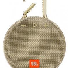Boxa Portabila JBL Clip 3, Bluetooth, Waterproof (Auriu)