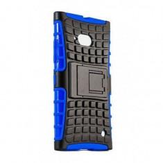Husa Marmalis Armor Albastra Pentru Nokia Lumia 730