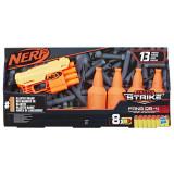 Cumpara ieftin Blaster Nerf Alpha Strike Fang Qs 4 Cu Tinte