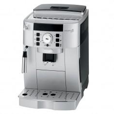Espressor automat Delonghi, ECAM 22.110 SB, 1450 W, 15 bar, 1.8 l, rasnita 13 trepte, 2 duze, Argintiu