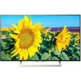 Televizor Sony LED Smart TV KD49XF8096 124cm Ultra HD 4K Black Clasa A