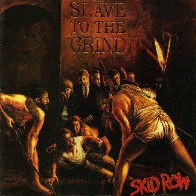 Skid Row Slave To The Grind (cd) foto