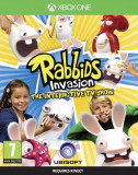 Rabbids Invasion Kinect Xbox One, Actiune, Multiplayer, 3+