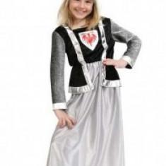 Costum Copii pentru serbare Printesa Medievala 116 cm