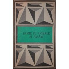 BASME CU ANIMALE SI PASARI - LIGIA BARGU - GEORGESCU