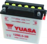Yuasa baterie scuter maxiscuter 12N5,5A-3B 104x91x115 12V 5.5 Ah 58A Gilera Yamaha