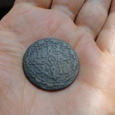 MONEDA SPANIA 1829 ORIGINALA !