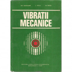 Vibratii mecanice - Gh. Buzdugan