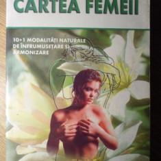 CARTEA FEMEII - TUDOR ILIE, LIVIU GHEORGHE, MIHAI MINOIU