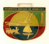 Cumpara ieftin Medalia Federația Română de Modelism