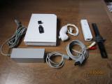 Consola Wii MODATA + toate accesoriile + 135 Jocuri USB