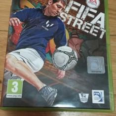 Joc XBOX 360 EA FIFA street original PAL / by WADDER, Sporturi, 3+, Multiplayer