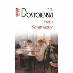 Fratii Karamazov (Top 10+)/F.M. Dostoievski