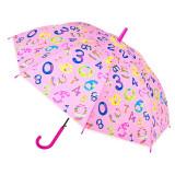 Umbrela de ploaie automata, 92 cm, model numere, Oem