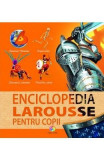 Enciclopedia Larousse pentru copii, Benoit Delalandre
