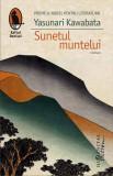 Sunetul muntelui | Yasunari Kawabata