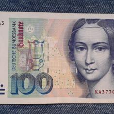 100 Mark 1996 Germania RFG, marci germane