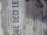 Bancnote romanesti 20lei 1928